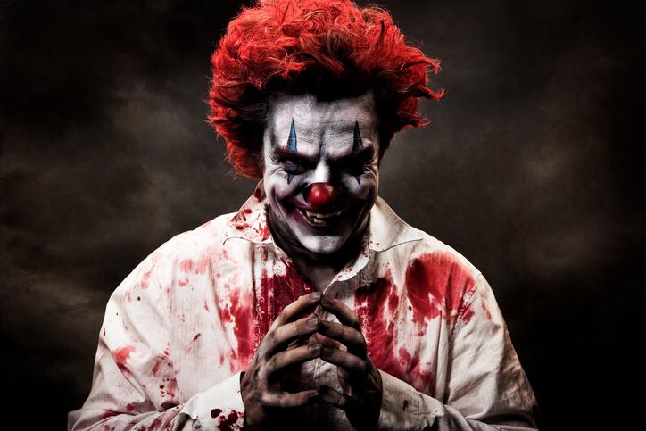 Roliga clowner
